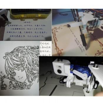 کیت ربات طراح و نویسنده AXIDRAW