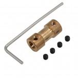 کوپلینگ 3.175mm به 5mm مناسب برای دستگاه های CNC