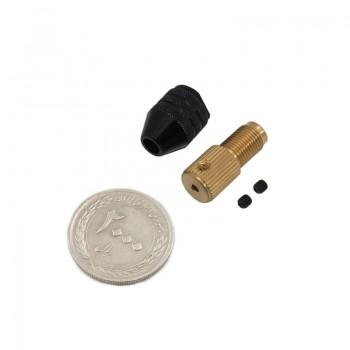 سه نظام مناسب برای موتور با شفت 2.3mm