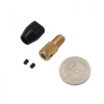سه نظام با شفت 5mm