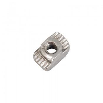 بسته 5 تایی مهره تی مناسب برای اتصال پروفیل های آلومینیومی مهندسی مدل M5-40