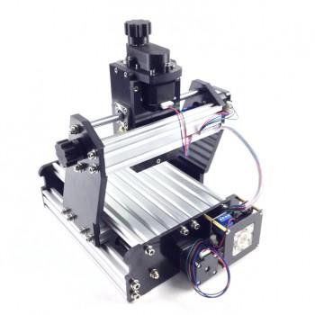کیت دستگاه مینی سی ان سی با قابلیت حکاکی DIY arduino UNO Mini CNC