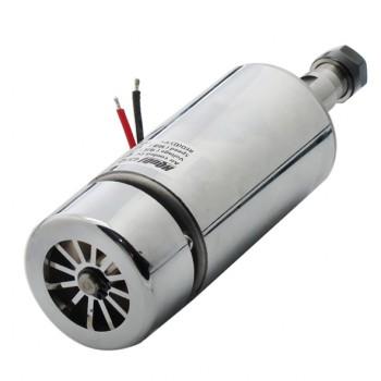مجموعه کامل اسپیندل براش 48V DC دور بالا ER11 به همراه براکت نگه دارنده و منبع تغذیه 360W