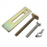 نگه دارنده ( Fixture ) قطعات ویژه دستگاه های CNC دارای طول 10 سانتی متر