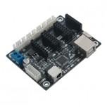 برد کنترلر دستگاه CNC و برش لیزر 3 محور با پورت USB و جک پاور و قابلیت پشتیبانی از نرم افزار GRBL