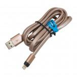 کابل انتقال دیتا و شارژر 150 سانتی متری Iphone محصول OSCAR