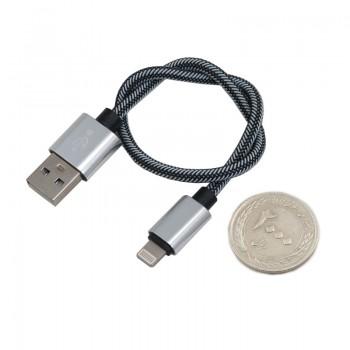 کابل انتقال دیتا و شارژر 30 سانتی متری  Iphone