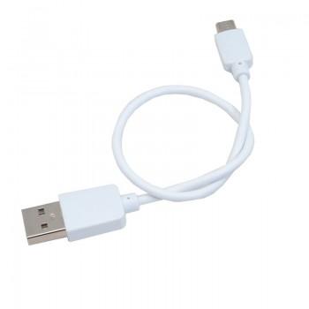 کابل انتقال دیتا و شارژر 25 سانتی متری میکرو USB