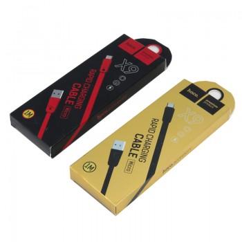 کابل انتقال دیتا و شارژر 100 سانتی متری میکرو USB محصول hoco