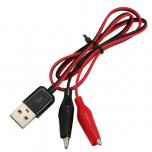کابل پاور 60 سانتی متری مبدل سوسماری به USB نری