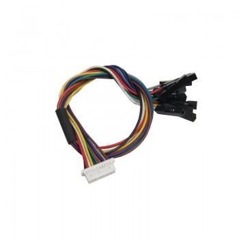 سوکت10 پین رابط مناسب برای MINI APM / Pixhawk / Px4