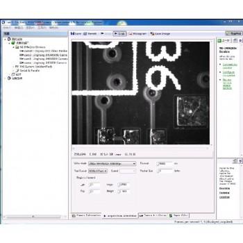 دوربین میکروسکوپی  صنعتی 5 مگاپیکسل JHSM500Bf دارای ارتباط USB(با سنسور CMOS سیاه و سفید)