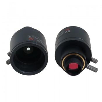 لنز دوربین OpenMV3 دارای فاصله کانونی 12-2.8 میلی متر