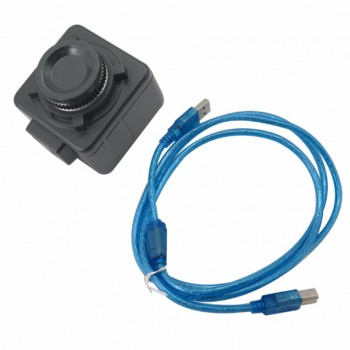 دوربین میکروسکوپی صنعتی 3 مگاپیکسل XG-U300C دارای ارتباط USB