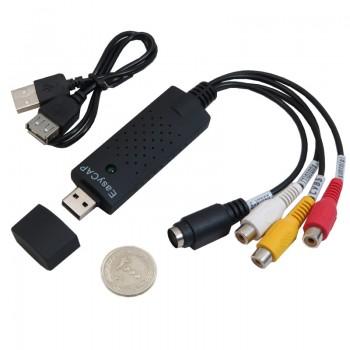 کارت کپچر UVC آنالوگ به USB با قابلیت پشتیبانی از WIN7