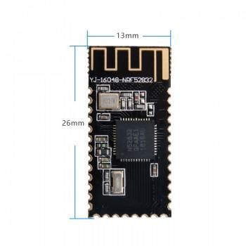 ماژول بلوتوث NRF52832 دارای ارتباط USB و پشتیبانی از بلوتوث ورژن 5