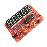 ماژول فرکانس متر دیجیتال 5 بیتی دارای محدوده فرکانسی 1Hz-50MHz