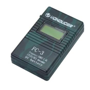 فرکانس متر FC-3 رنج 50MHz  تا 2.4GHz