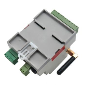 دستگاه کنترل از راه دور لوازم برقی با قابلیت کنترل از طریق پیامک دارای میکروفون و سه رله خروجی