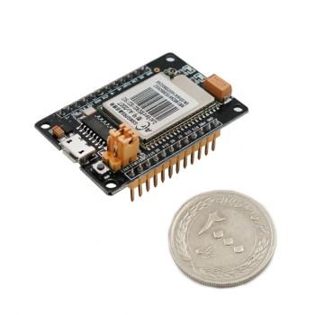 ماژول GSM / GPRS چهار باند Air200 دارای ارتباط سریال و پشتیبانی از AT command