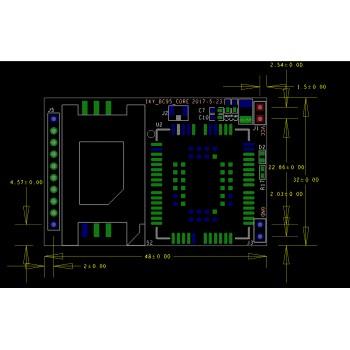 ماژول اینترنت اشیاء BC95 NB-IoT