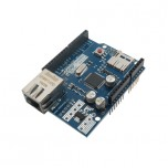 شیلد شبکه آردوینو W5100 ورژن 2013