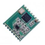 ماژول ترنسیور وایرلس HPD02 دارای چیپ SI4463 و فرکانس 433MHz