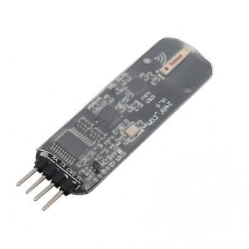 ماژول ترنسیور وایرلس +NRF24L01 دارای فرکانس 2.4GHz و ارتباط سریال