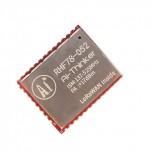 ماژول ترنسیور وایرلس RHF78-052 دارای چیپ SX1278 و فرکانس 433MHz