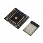 ماژول ESP32-F دارای بلوتوث ، وایفای داخلی و برد کمکی
