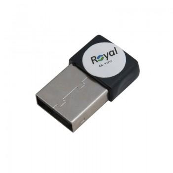 دانگل وایفای 2.4GHz دارای سرعت 600Mbps محصول ROYAL
