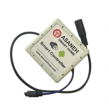 ماژول کنترل RGB LED با قابلیت کنترل وایفای محصول Asaneh