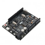 برد توسعه وایفای Wemos دارای پردازنده ATmega328P+ESP8266 و مبدل CH340G