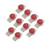 کانکتور K2 مناسب برای اتصال سیم های سه رشته بسته 10 عددی