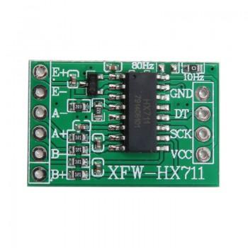 ماژول مبدل آنالوگ به دیجیتال 24 بیتی دو کاناله HX711