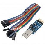 ماژول مبدل چند کاره USB به TTL / RS232 / RS485