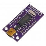 ماژول مبدل چند کاره USB به RS232 / RS485 / RS422 دارای چیپ CH341A