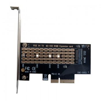 کارت تبدیل  PCIE3.0به پورتNVME M.2-SSD