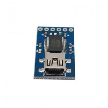 ماژول مبدل USB به TTL سریال FTDI دارای چیپ FT232RL
