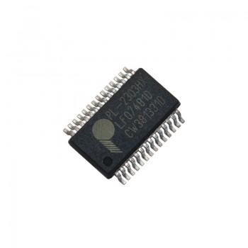 آی سی مبدل PL-2303HXD دارای پکیج SSOP28