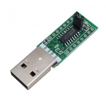 برد توسعه CH552G دارای ارتباط USB