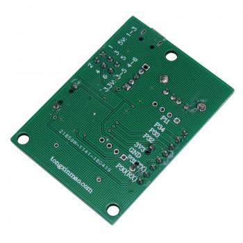 برد توسعه CH554G دارای ارتباط USB