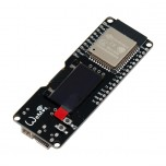 برد توسعه Wemos دارای هسته وایفای ESP32 و نمایشگر OLED