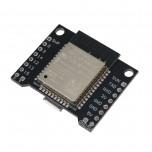 برد توسعه ESP32 WROOM دارای بلوتوث ، وایفای داخلی و پورت پروگرام میکرو USB