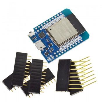 برد توسعه MH-ET LIVE با هسته ESP32 دارای بلوتوث و وایفای داخلی