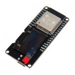 برد توسعه NODEMCU دارای هسته وایفای ESP32 و نمایشگر OLED