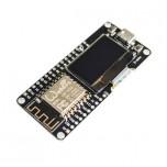 برد توسعه NODEMCU دارای هسته وایفای ESP8266 و نمایشگر OLED