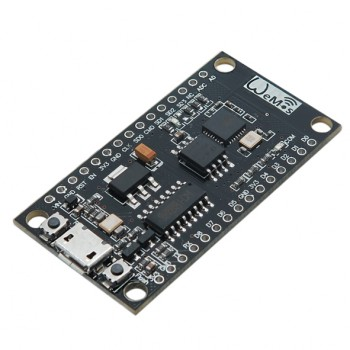 برد توسعه دارای هسته وایفای 32M ، ESP8266 حافظه فلش و مبدل CH340G