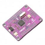 برد توسعه C8051F320 دارای میکروکنترلر 8051