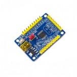 برد توسعه N76E003 دارای چیپ رگولاتور AMS1117